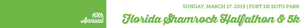 Florida Shamrock Halfathon and 5K